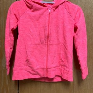 Girls Pink Old Navy Sweatshirt